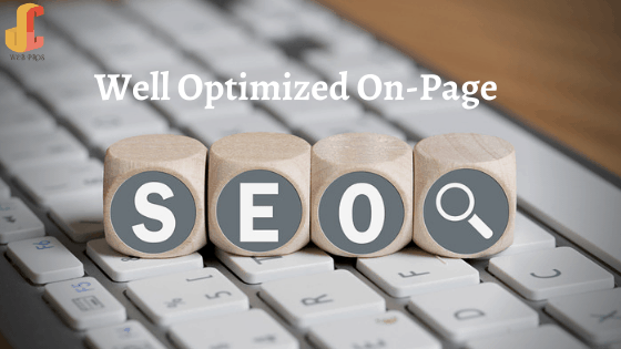 Well Optimized On-Page SEO