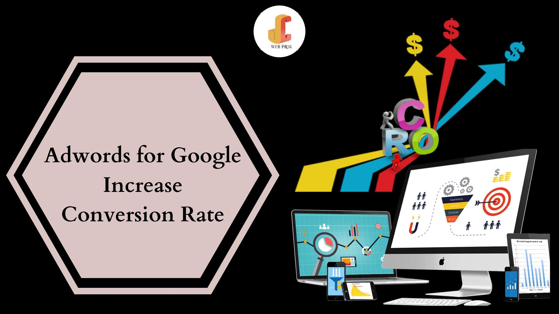 Adwords for Google Increases Conversion Rate